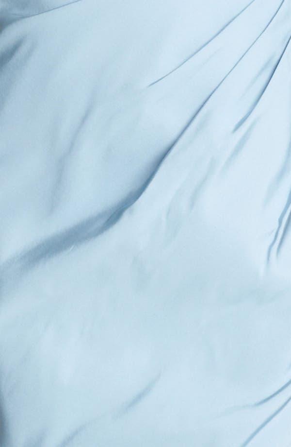 Alternate Image 3  - Oscar de la Renta Silk Faille Dress
