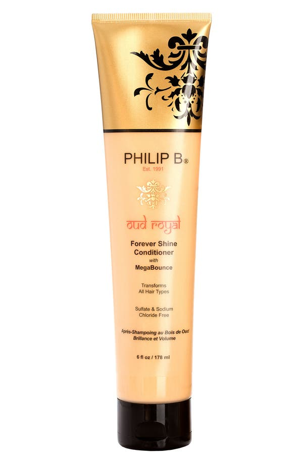 SPACE.NK.apothecary PHILIP B<sup>®</sup> Oud Royal Forever Shine Conditioner,                             Main thumbnail 1, color,