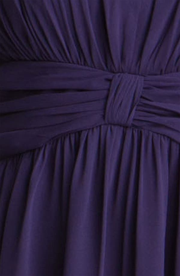 Alternate Image 3  - Ivy & Blu Flutter Sleeve Dress (Plus)
