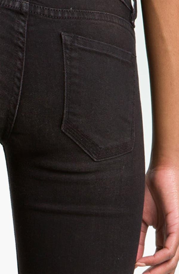 Alternate Image 3  - TEXTILE Elizabeth and James 'Debbie' Studded Skinny Jeans