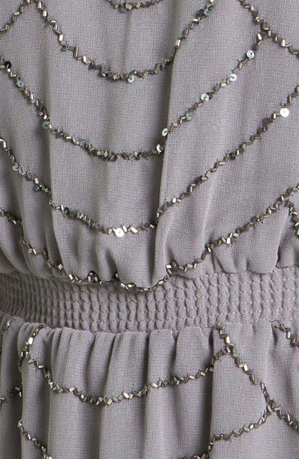 Alternate Image 3  - Adrianna Papell Embellished Dolman Sleeve Chiffon Blouse