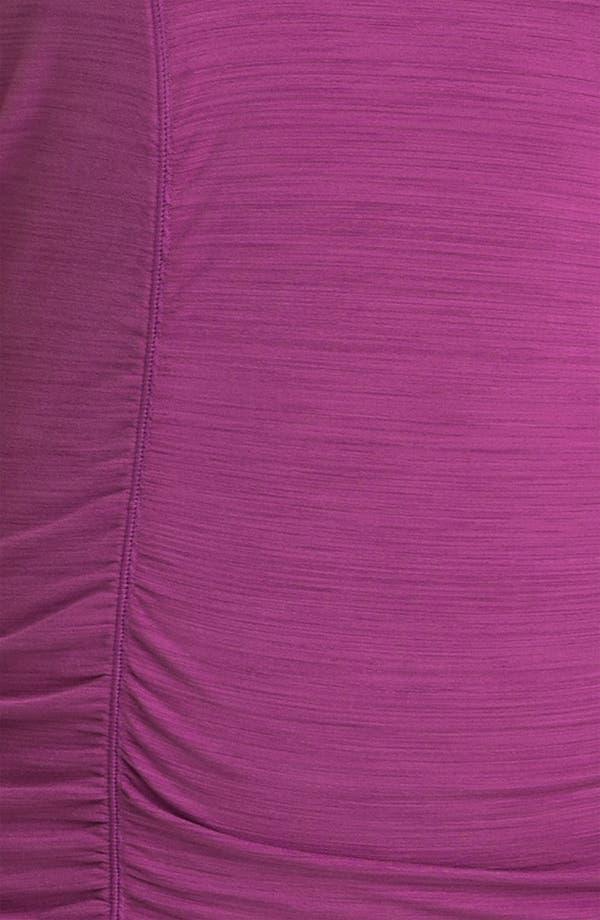Alternate Image 3  - Zella 'Stripy Mélange Z' Tee (Plus)