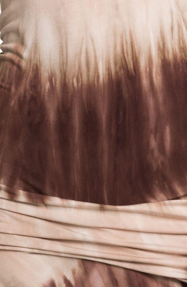 Alternate Image 3  - Young, Fabulous & Broke 'Vinny' One Shoulder Maxi Dress