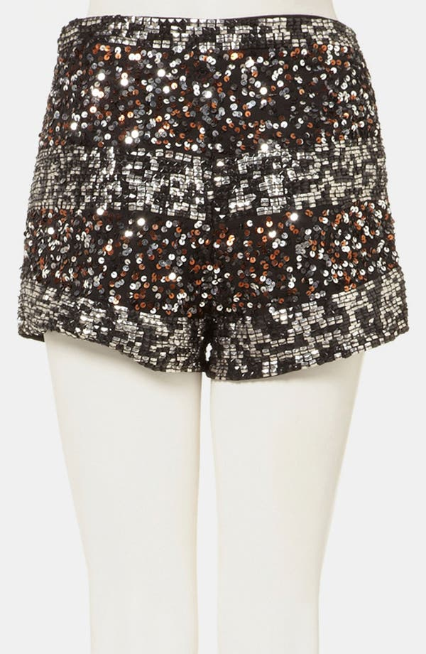 Alternate Image 2  - Topshop Embellished Shorts