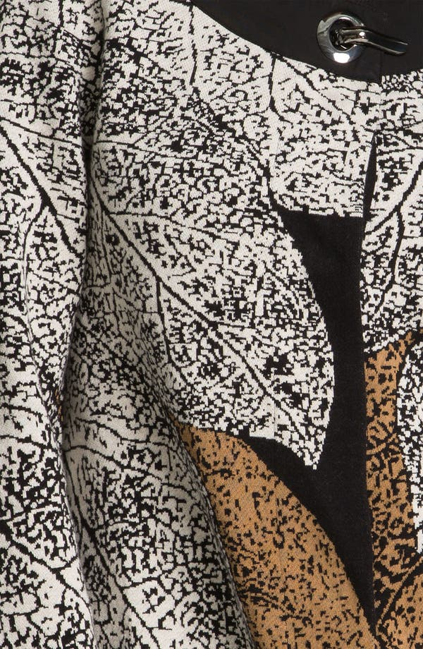 Alternate Image 3  - Nic + Zoe 'Elegant Leaves' Cardigan