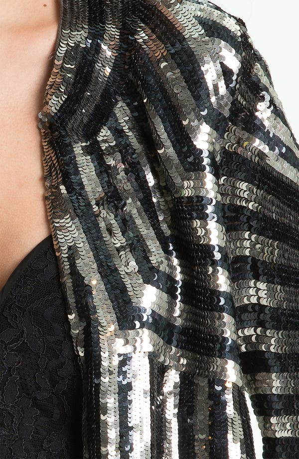 Alternate Image 3  - Parker Sequin Jacket