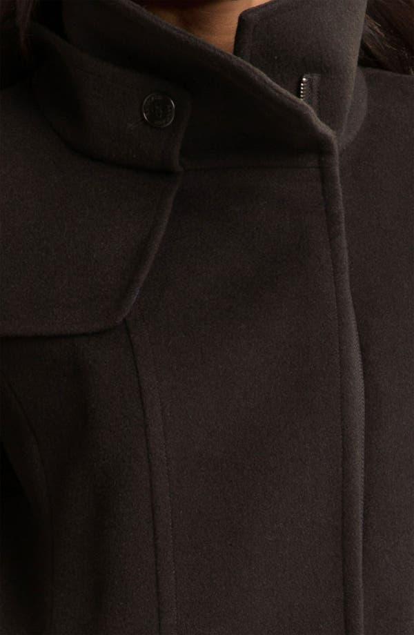 Alternate Image 3  - RAINFOREST Long Wool & Cashmere Coat