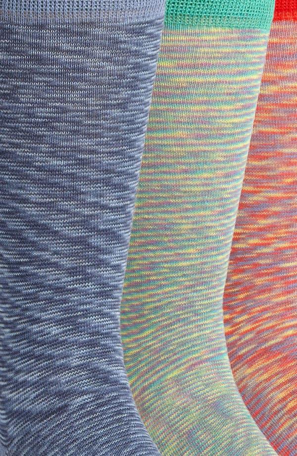 Alternate Image 2  - Topman 'Summer Space' Socks (3-Pack)