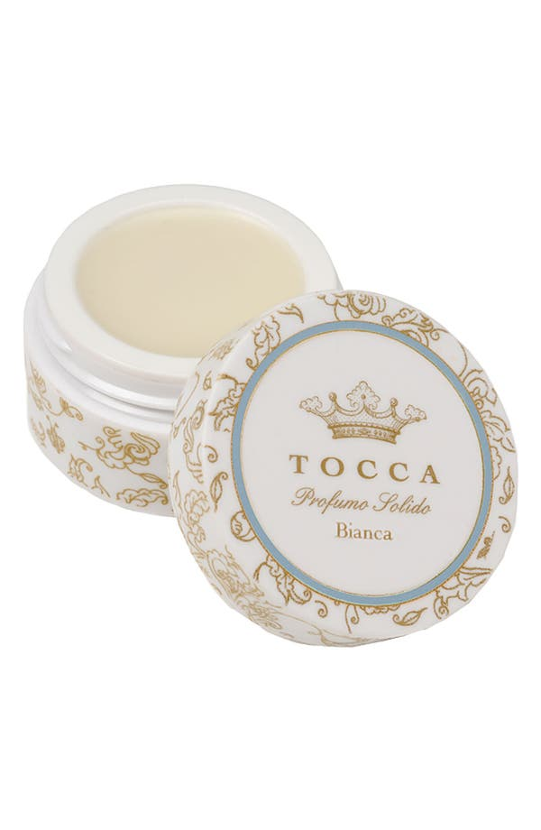 Alternate Image 1 Selected - TOCCA 'Bianca' Solid Perfume