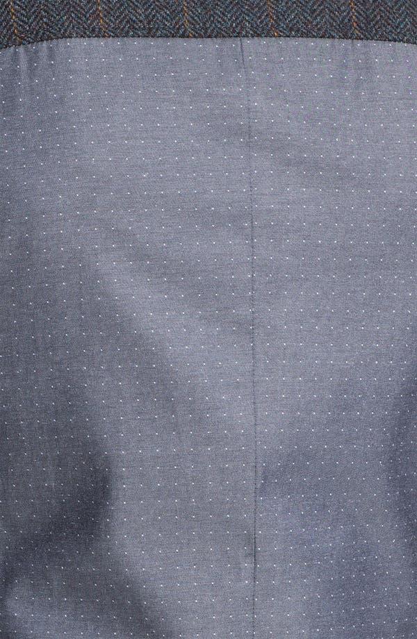 Alternate Image 4  - Ted Baker London 'Rythwai' Wool Waistcoat