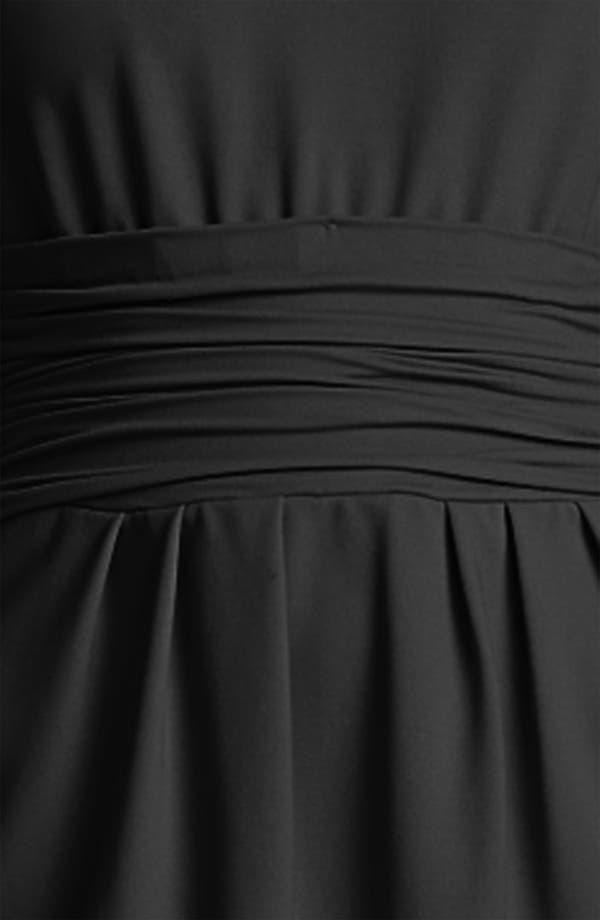 Alternate Image 3  - Max Mara 'Angolo' Ruched Waist Jersey Dress