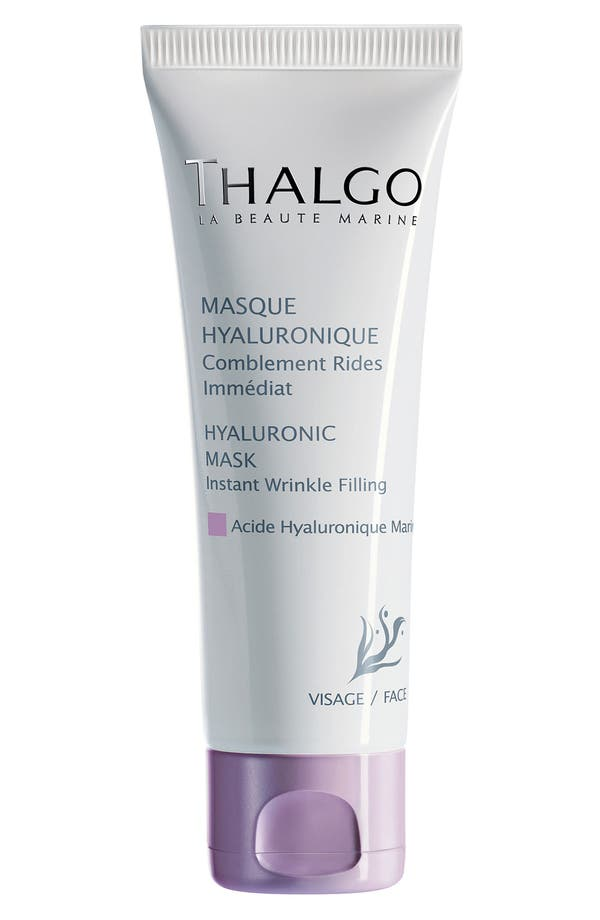 'Hyaluronic' Mask,                             Main thumbnail 1, color,                             No Color