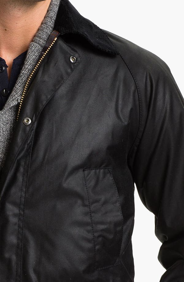 Alternate Image 3  - Barbour 'Bedale' Regular Fit Waxed Cotton Jacket