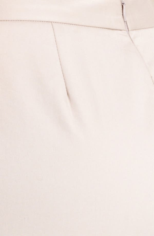 Alternate Image 3  - Jean Paul Gaultier Lace Detail Stretch Gabardine Pants