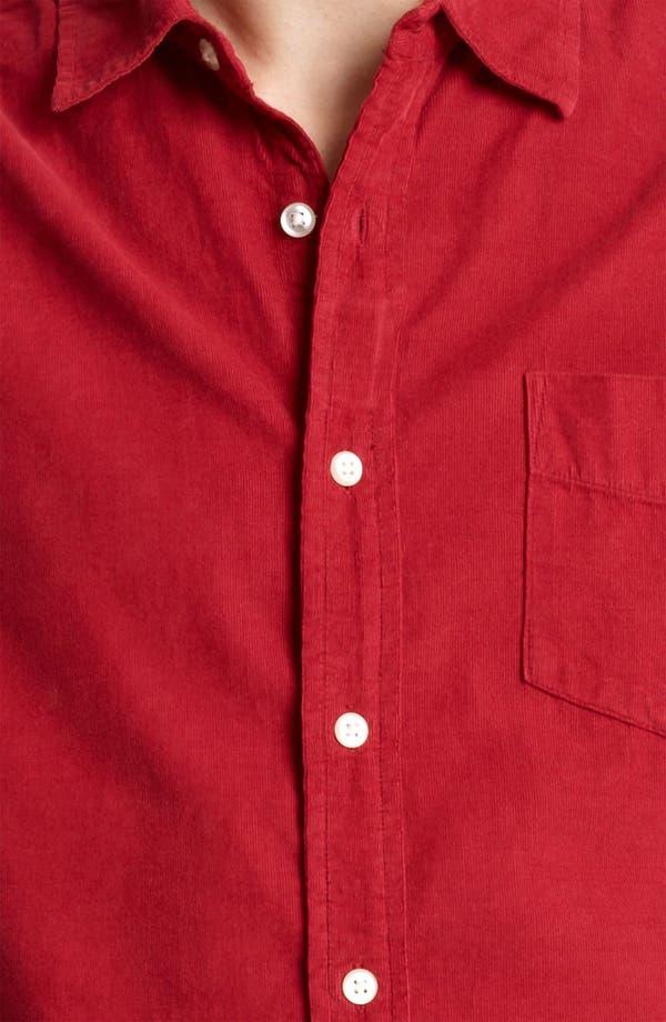 Alternate Image 2  - Grayers Corduroy Sport Shirt