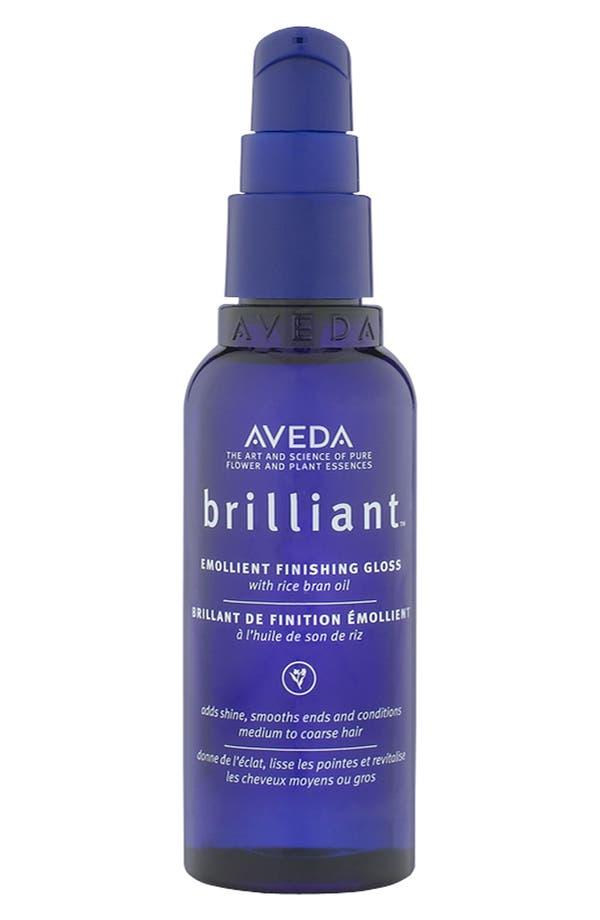 Main Image - Aveda brilliant™ Emollient Finishing Gloss