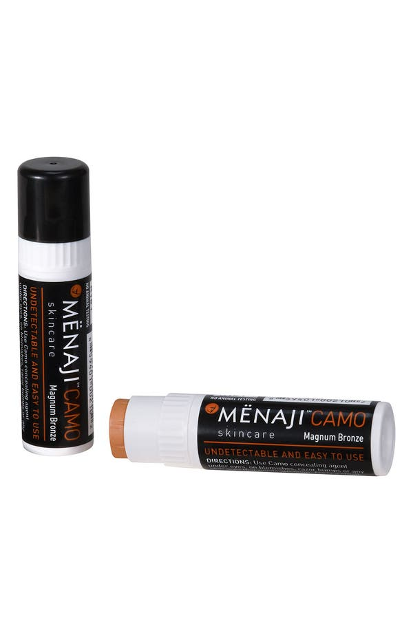 Main Image - Mënaji Skincare for Men 'Camo' Concealer