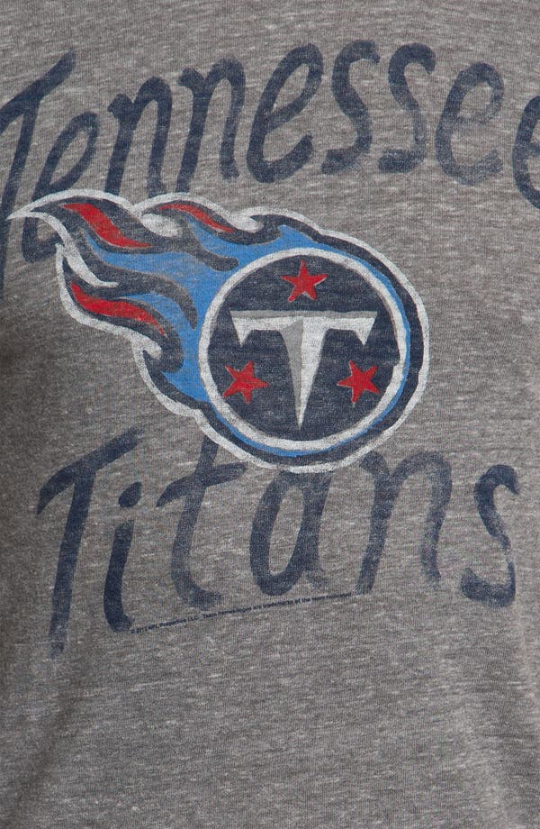 Alternate Image 3  - Junk Food 'Tennessee Titans' T-Shirt