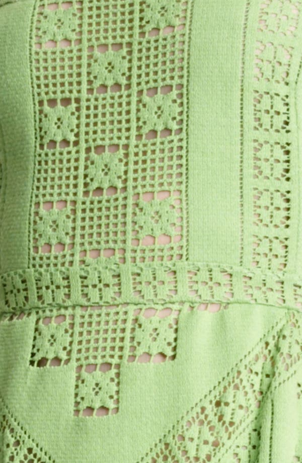 Alternate Image 3  - Valentino Lace Tank Dress