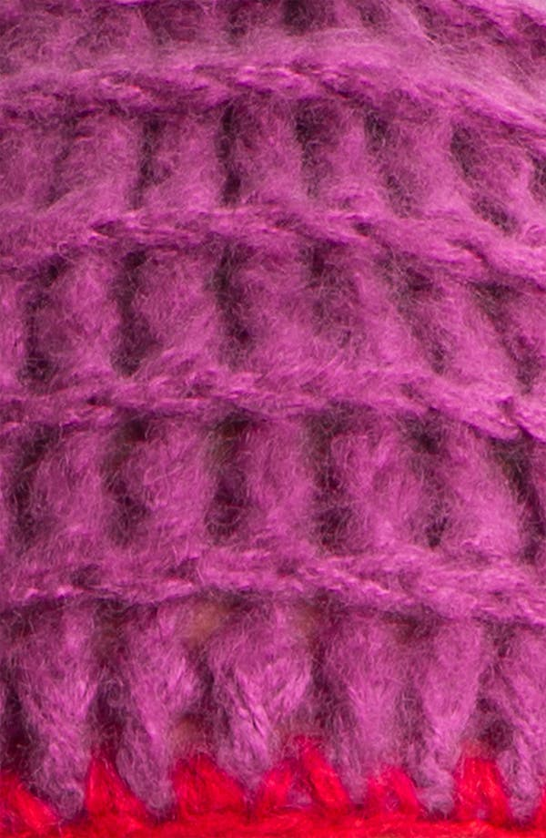 Alternate Image 2  - Lulu Knit Bow Hat