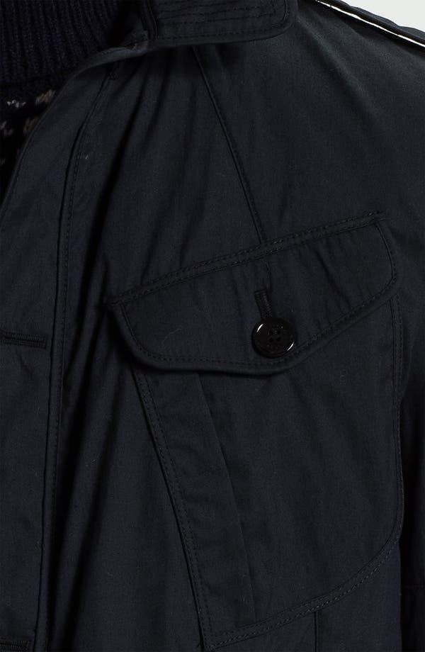 Alternate Image 3  - Burberry Brit Field Jacket