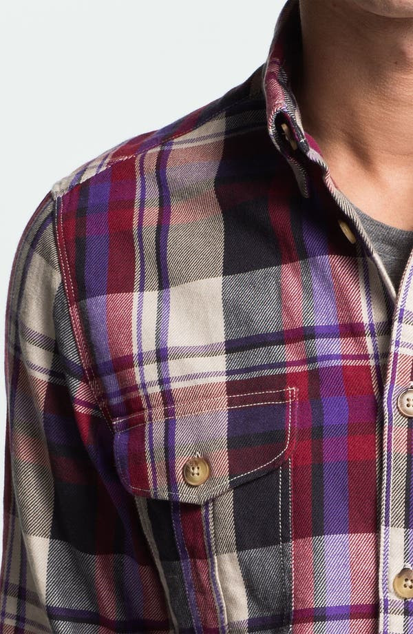 Alternate Image 3  - Ben Sherman 'Clerkenwell' Plaid Flannel Shirt