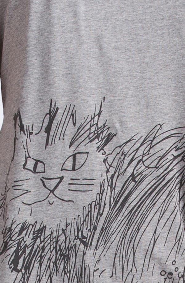 Alternate Image 3  - Marni Edition Cat Print Knit Tank