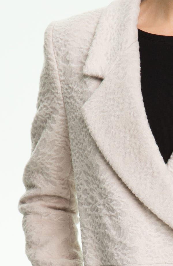 Alternate Image 3  - Tahari 'Robyn' Textured Coat
