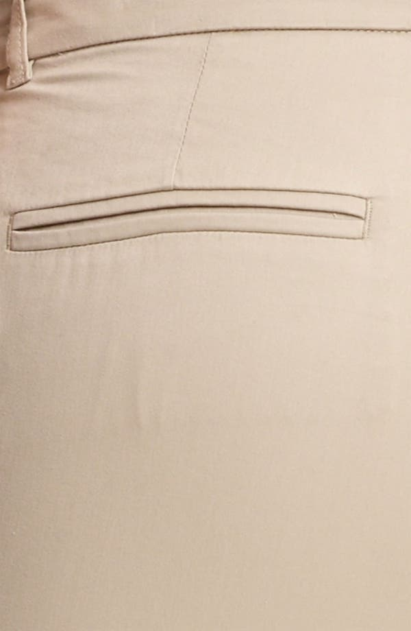 Alternate Image 3  - Band of Outsiders Slim Stretch Cotton Pants