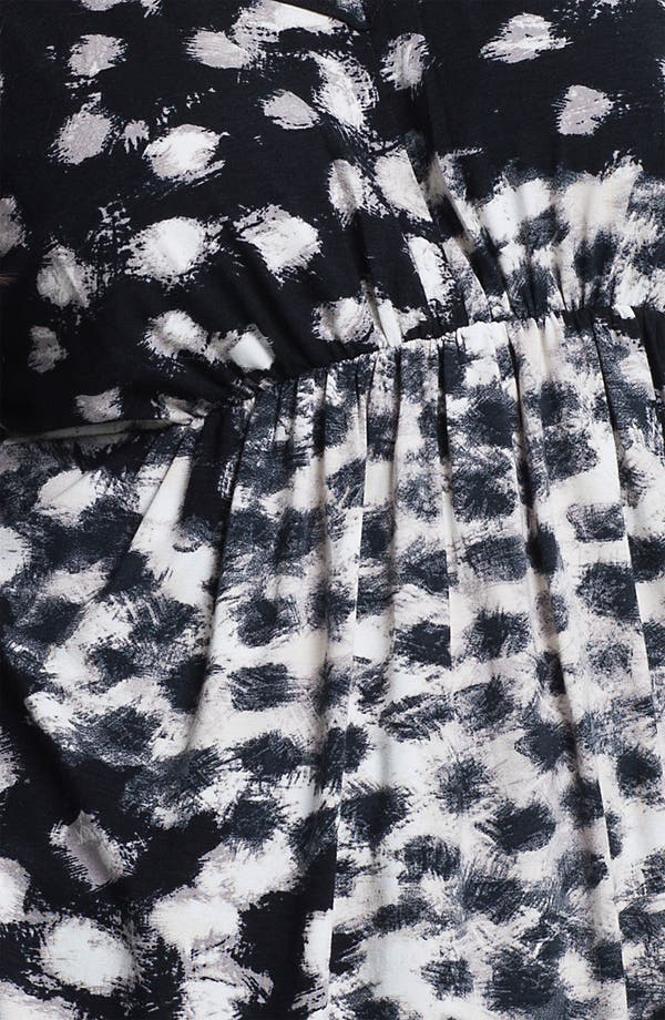 Alternate Image 3  - Karen Kane Shirred Dolman Sleeve Top (Plus)