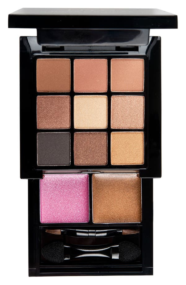 Alternate Image 1 Selected - NYX 'Bronze Smoky' Mini Palette