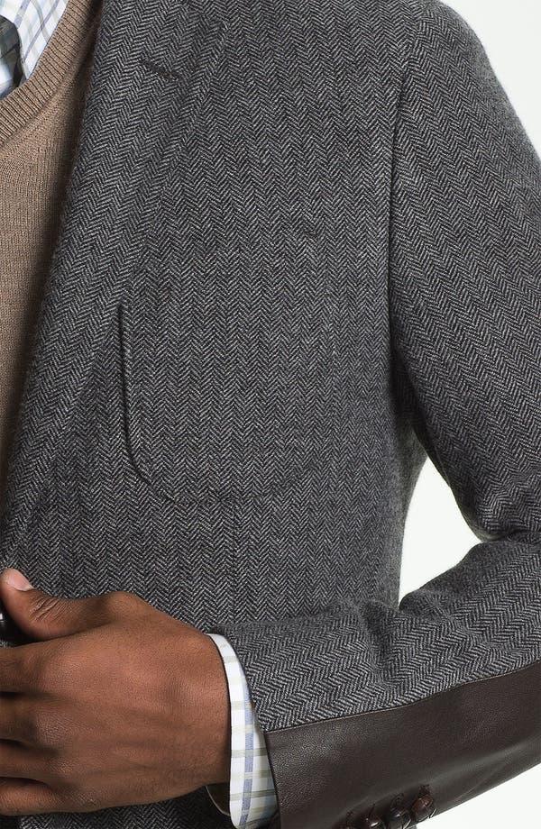 Alternate Image 3  - Façonnable Wool Blend Sportcoat