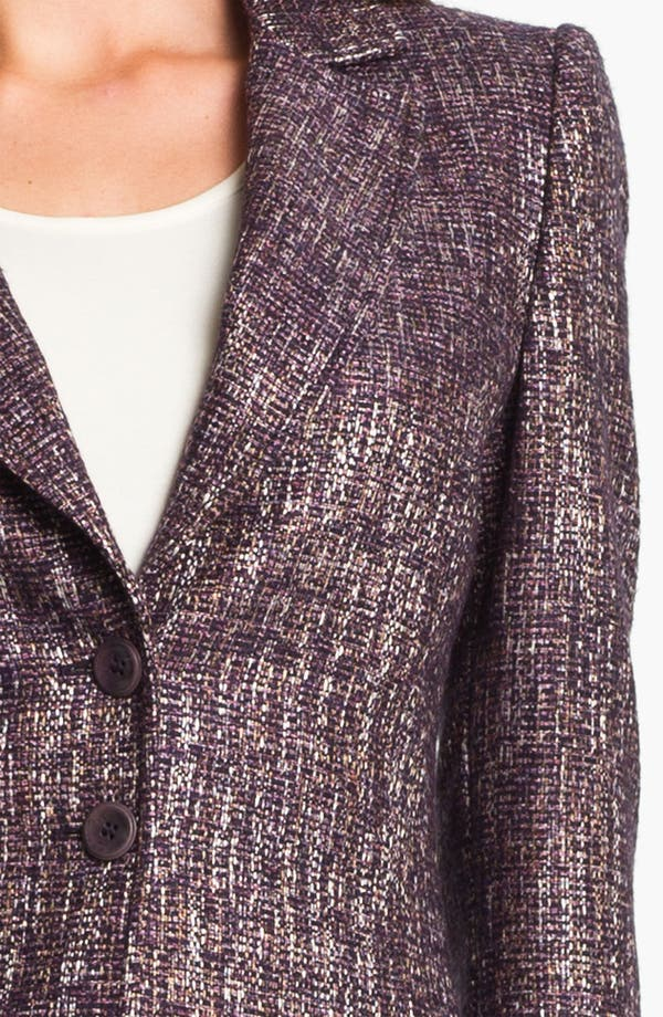 Alternate Image 3  - Santorelli 'Kristina 1' Tweed Jacket