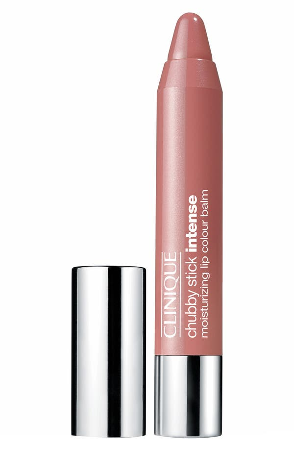 Main Image - Clinique 'Chubby Stick Intense' Moisturizing Lip Color Balm