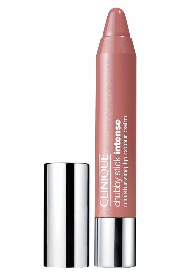 Main Image - Clinique Chubby Stick Intense Moisturizing Lip Color Balm
