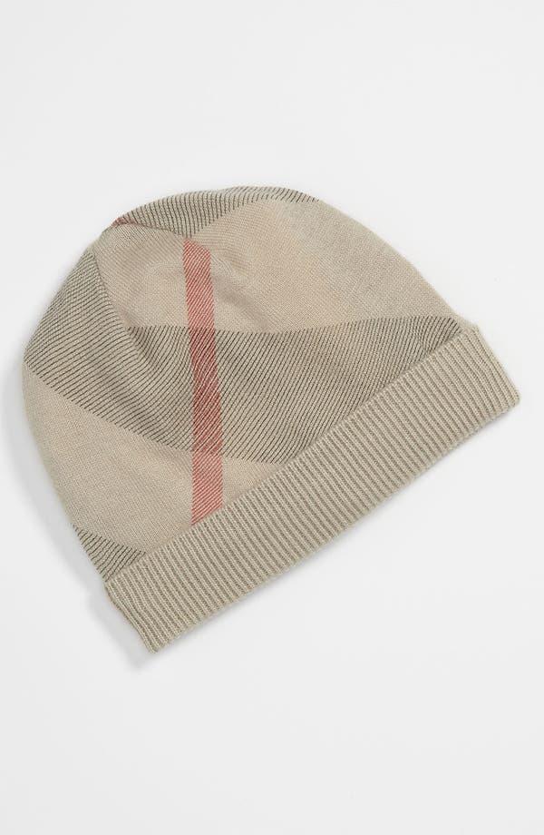 Main Image - Burberry 'Alexi' Hat (Infant)