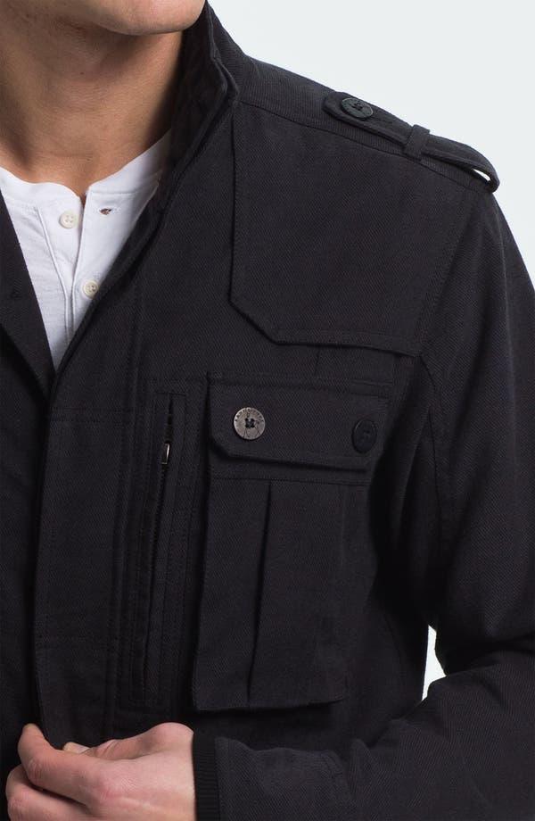 Alternate Image 3  - Kane & Unke Cotton Twill Field Jacket