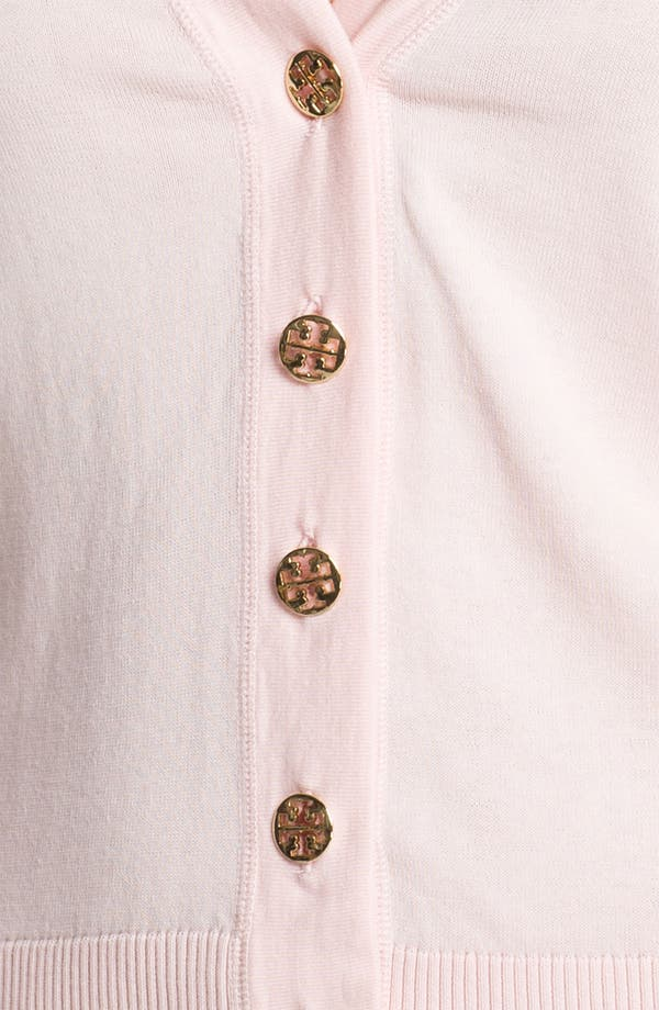 Alternate Image 3  - Tory Burch 'Simone' Shrunken Cardigan
