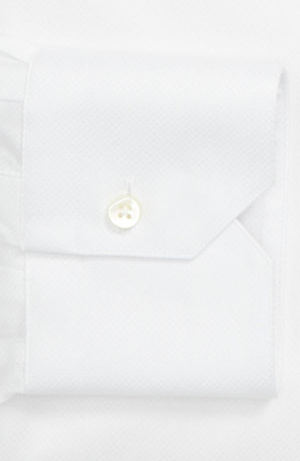 Alternate Image 2  - Canali Regular Fit Tuxedo Shirt