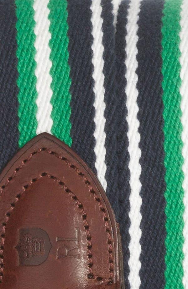 Alternate Image 2  - Polo Ralph Lauren Woven Belt