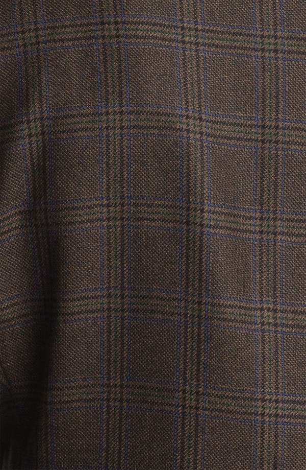 Alternate Image 3  - Brooks Brothers Plaid Sportcoat