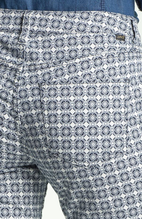 Alternate Image 3  - Jag Jeans 'Chloe - Graphic Halle' Print Skinny Jeans
