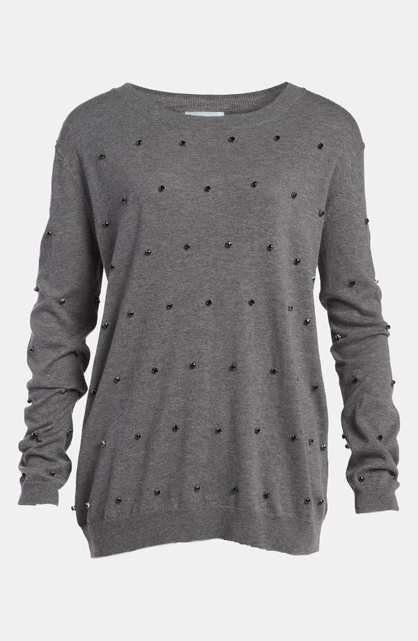 Alternate Image 1 Selected - Leith 'Gemstone' Pullover