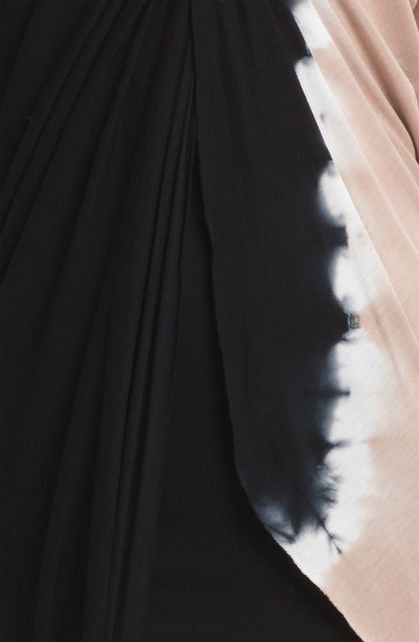 Alternate Image 3  - Young, Fabulous & Broke 'Kai' Strapless Cascade Dress