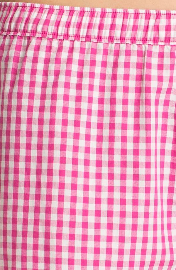 Alternate Image 3  - Make + Model 'Short but Sweet' Lounge Shorts