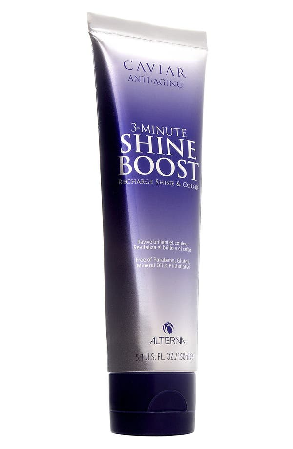 Alternate Image 1 Selected - ALTERNA® 'Caviar Anti-Aging' 3-Minute Shine Boost