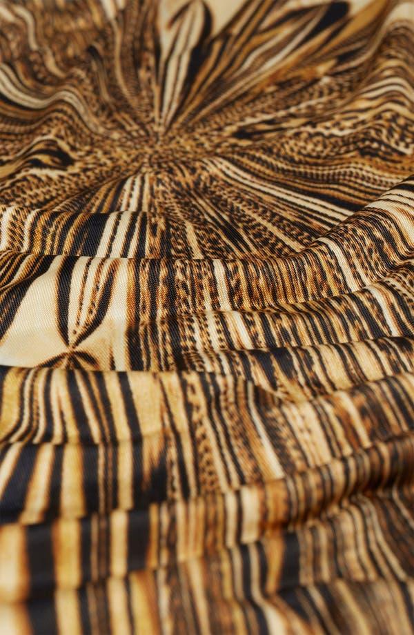 Alternate Image 3  - Topshop Liquid Print Body-Con Dress