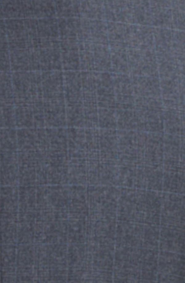 Alternate Image 6  - Canali Plaid Wool Suit