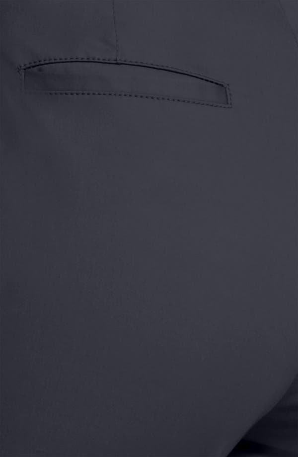 Alternate Image 3  - Armani Collezioni Stretch Cotton Pants