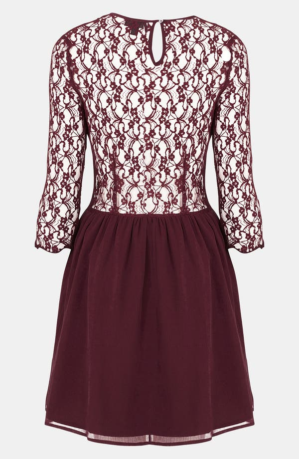 Alternate Image 2  - Topshop 'Flippy' Dress